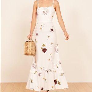 NWT Reformation Prairie Dress